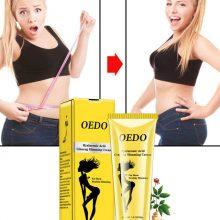 Acid Ginseng Slimming Cream Reduce Cellulite Lose Weight Burning